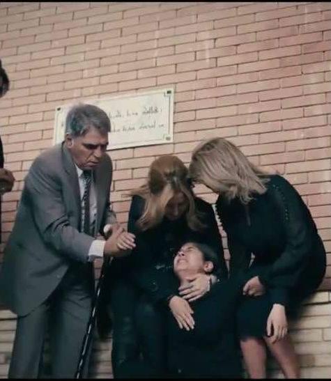 مايان السيد تتألق في مسلسل ظل الرئيس