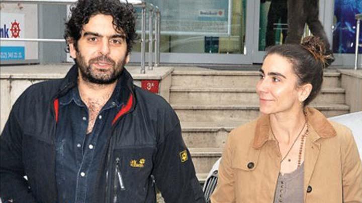 محمد على نور اوغلو وزوجته