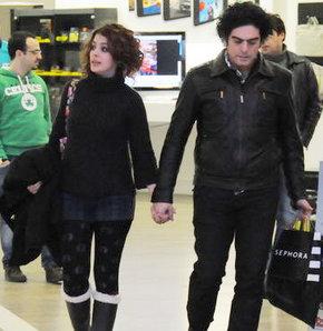 محمد علي نور أوغلو وزوجته سيلين