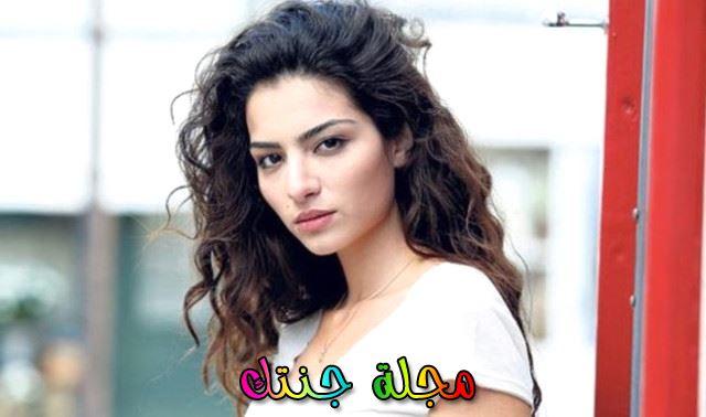 الممثلة ميليسا باموق