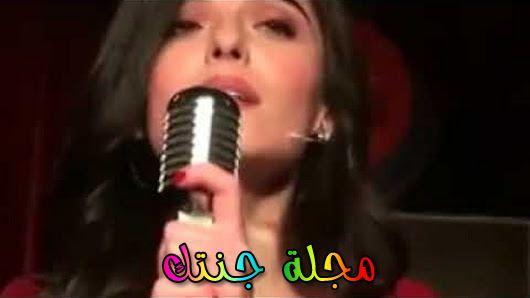 سيفتاب وهي تغني