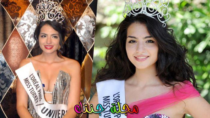 ميليسا اسلي باموق من مسابقة ملكة الجمال