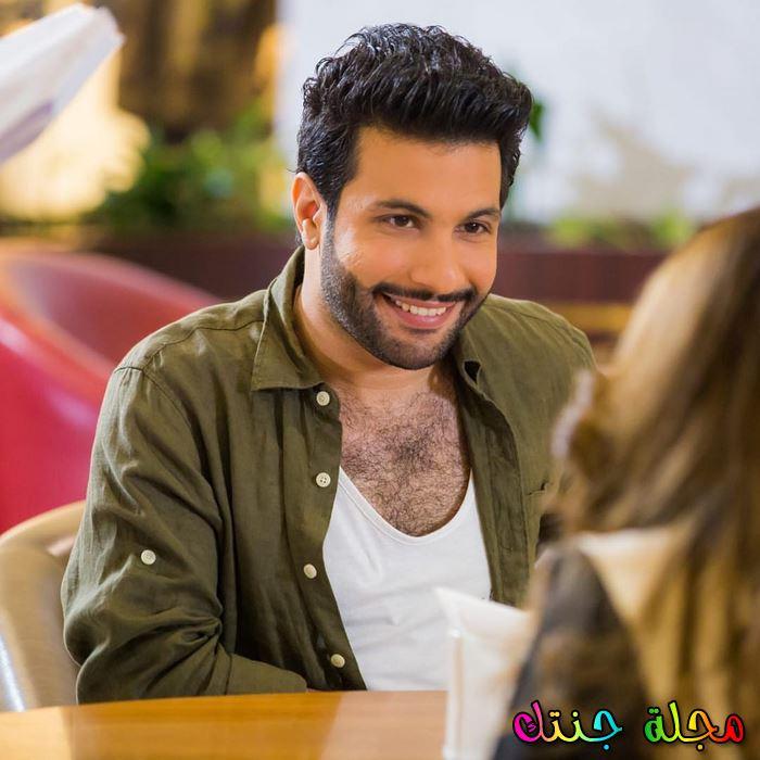 احدث أطلالة للنجم الكويتي ميثم بدر