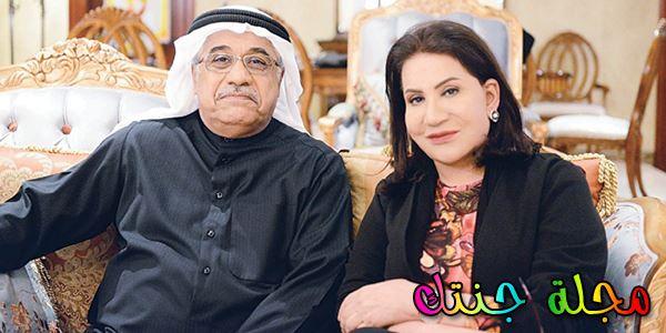سليمان الياسين وسعاد عبد الله
