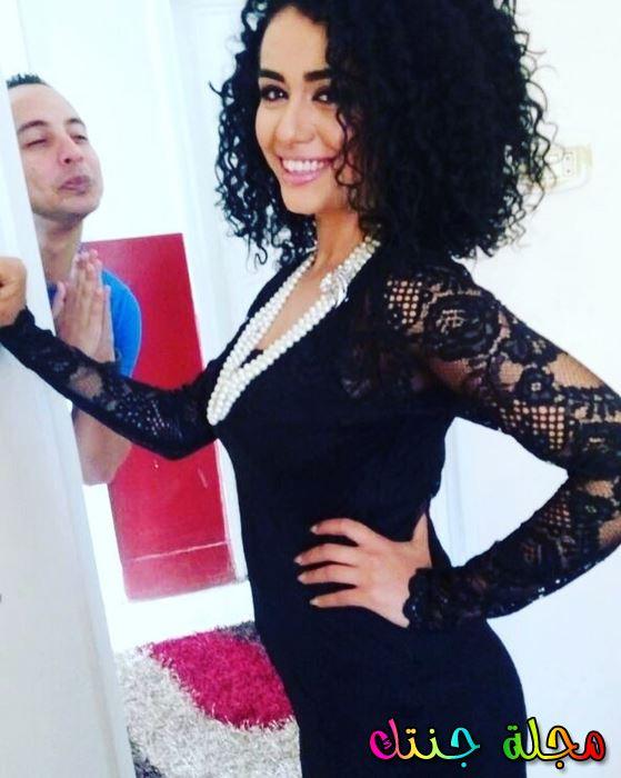 الممثلة المصرية نانسي صلاح