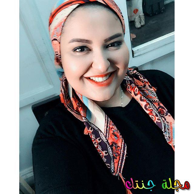 الفنانة المصرية دعاء رجب