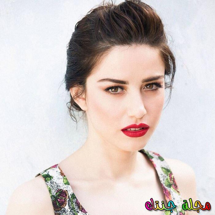 الممثلة التركية أوزغي جوريل