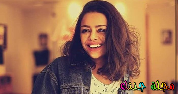 الممثلة الموهوبة اسماء ابو اليزيد