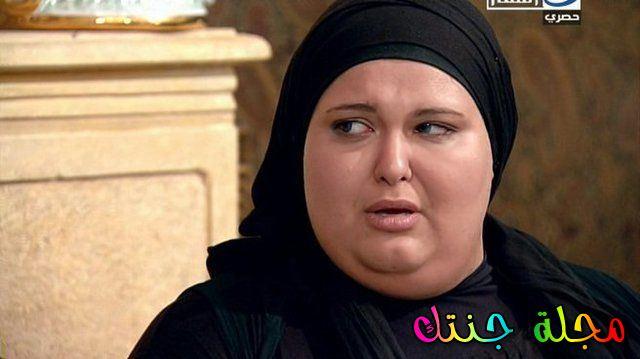الممثلة دعاء رجب
