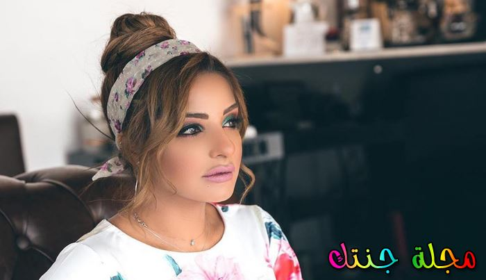 المممثلة مرام البلوشي