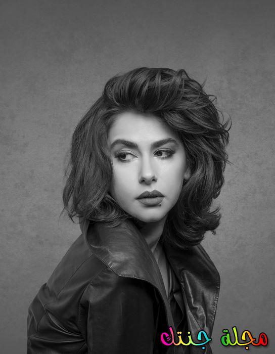 الفنانة الشابة نسرين جوادزاده