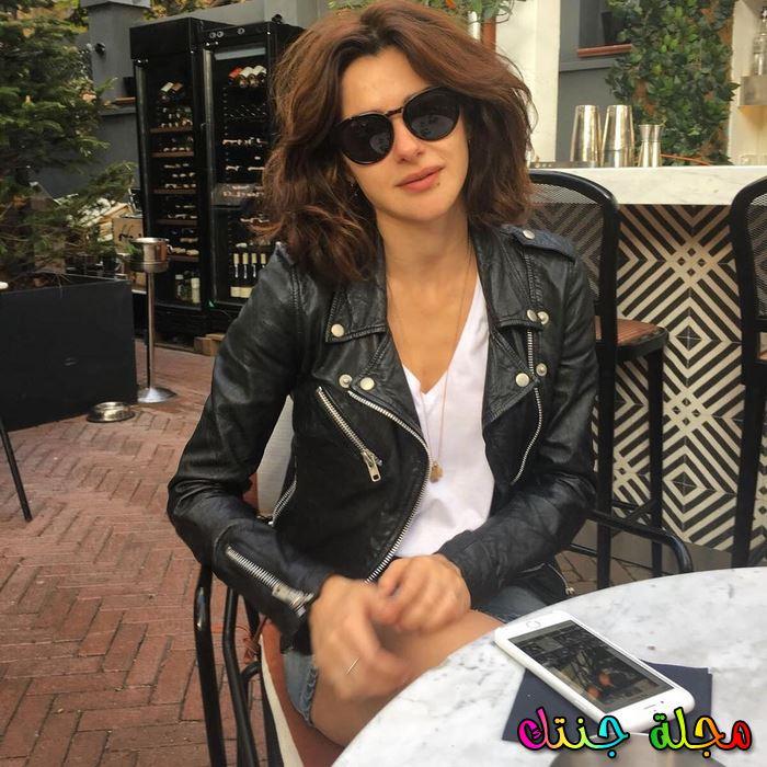 المثلة التركية نسرين جوادزاده
