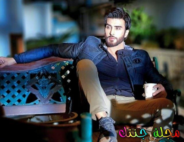 الممثل الباكستاني عمران عباس