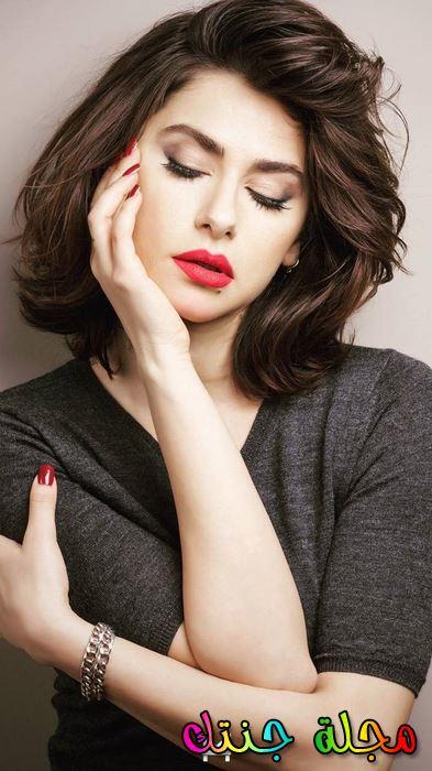 النجمة التركية الجميلة نسرين جوادزاده