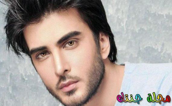 النجم الشاب عمران عباس
