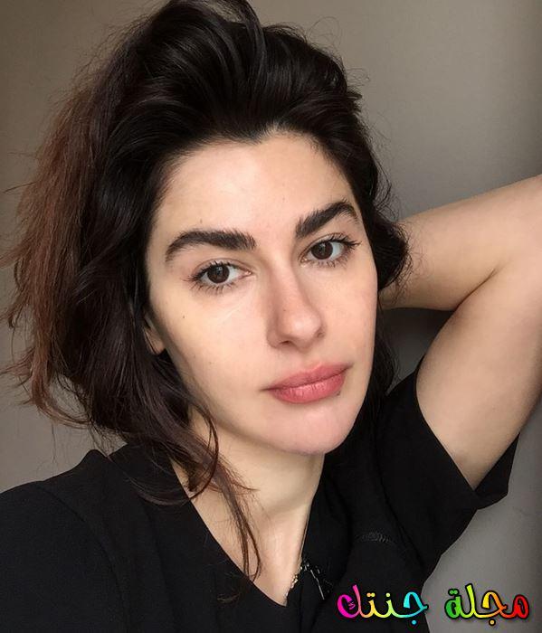 نسرين جوادزاده بدون مكياج