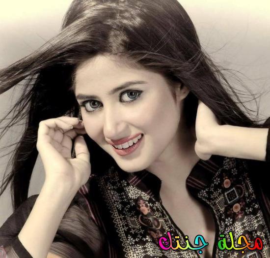 الممثلة الباكستانية سجال علي