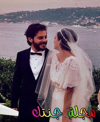نهير ارودغان وزوجها