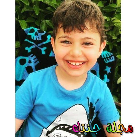 الممثل التركي الصغير امير اوزيا كسير