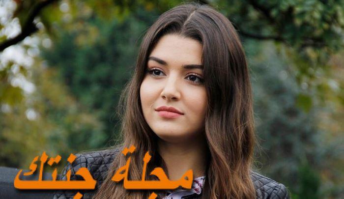 الممثلة التركيةهاندة أرتشيل
