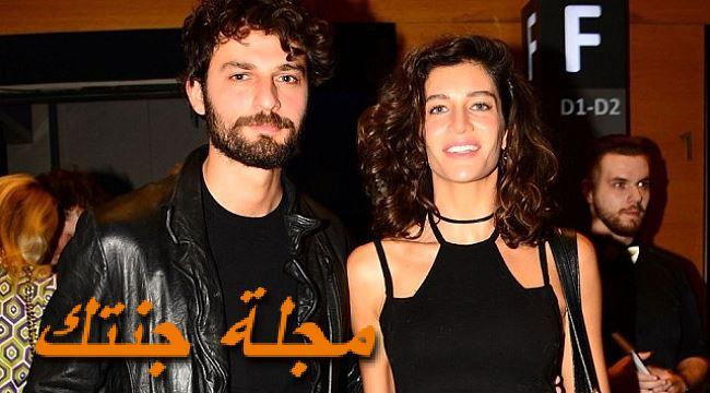 الممثلة بيراك حبيبها بيركان سوكولو