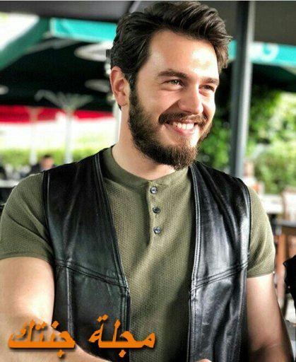 النجم التركي إسماعيل إيجي شاشماز