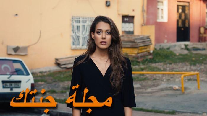 بطله مسلسل بنات الشمس