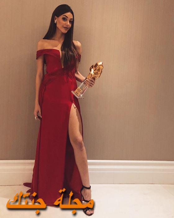 ملكة جمال تركيا ديلان دينيز