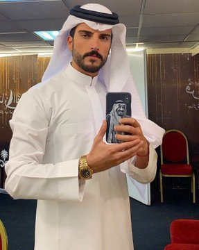 مهند الحمدي بطل مسلسل جمان