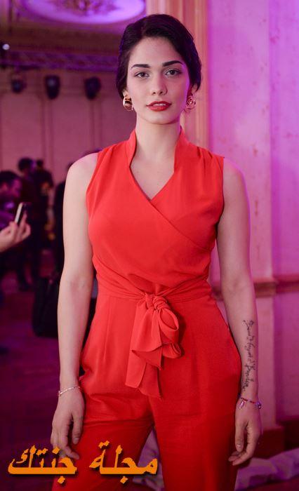 الممثلةالتركيةبيستي كوكديمير
