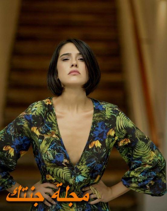 الممثلة التركية فوندا إيريغيت