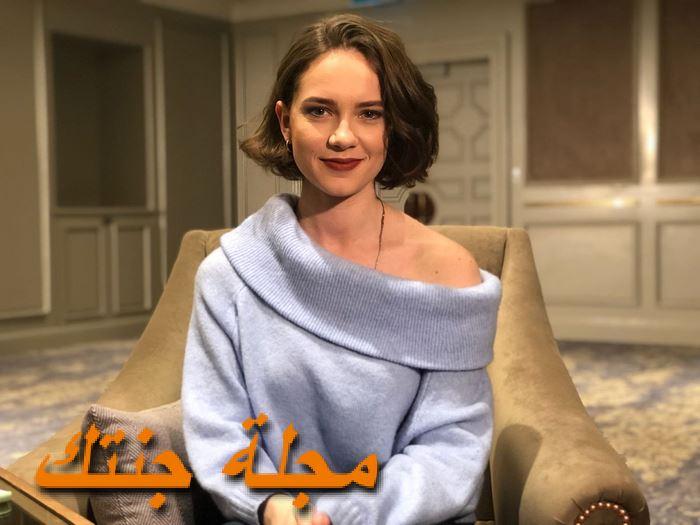 الممثلة التركية إيجي تشيشمي