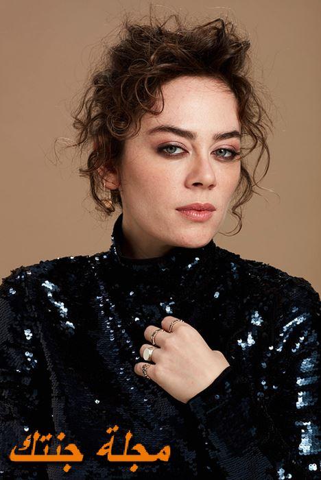 الممثلة التركية ديميت افجار