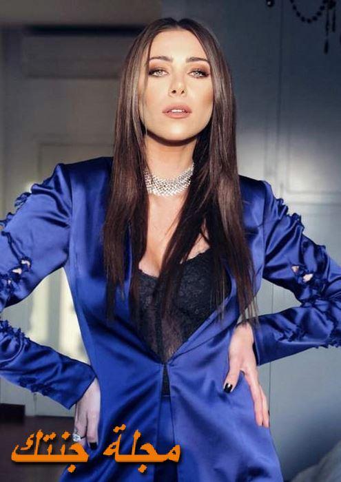 الممثلة اللبنانية دانييلا رحمة