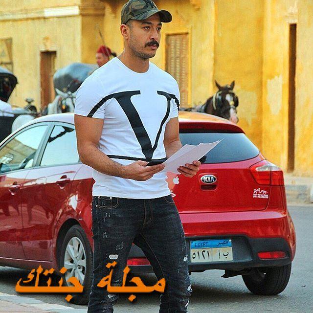الممثل المصري شادي جميل