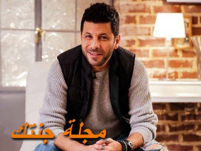 الممثل اياد نصار