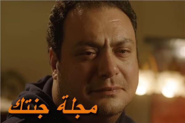 الممثل مراد مكرم