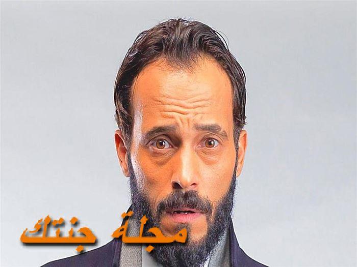 الممثل الموهوب يوسف الشريف