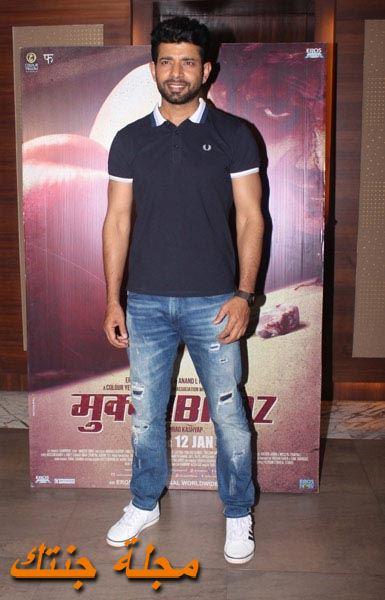 الممثلVineet Kumar Singh