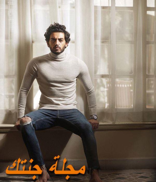 النجم الشاب إسلام جمال
