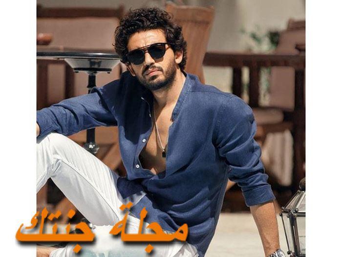 النجم الصاعد إسلام جمال