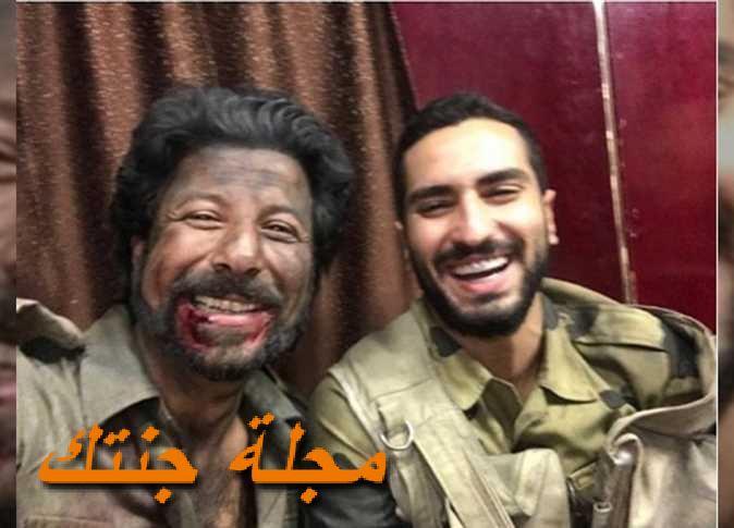 اياد نصار في فيلم الممر