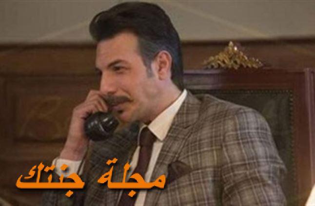 باسل خياط في مسلسل طريقي