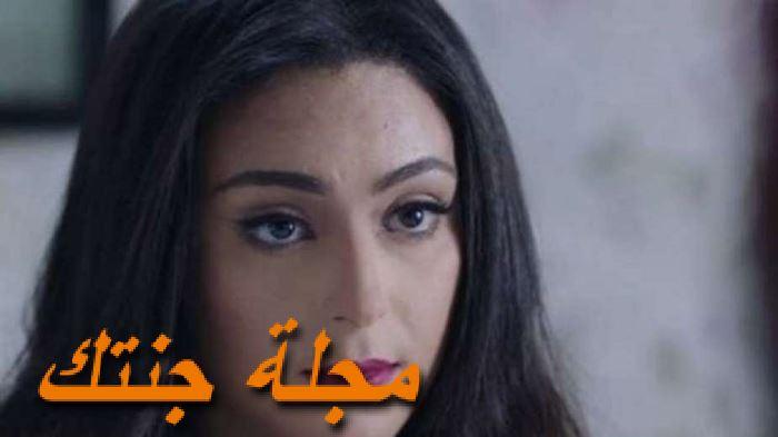 بطلة مسلسل شبر مية