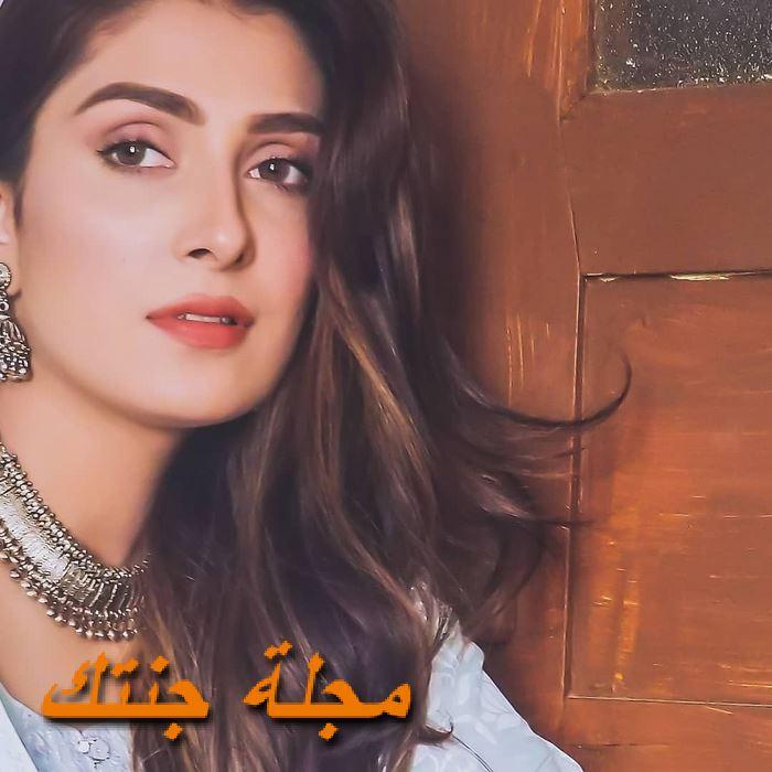 بطلة مسلسل لا املك سواك عايزة خان