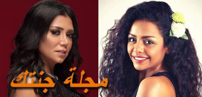 رانيا يوسف واسماء ابو اليزيد
