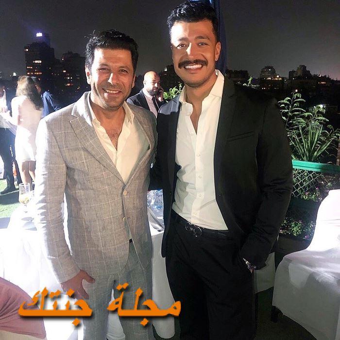 شادي جميل مع اياد نصار
