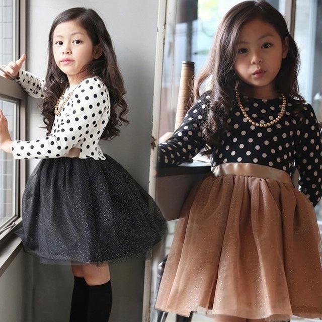 فستان أطفال شتوي سواريه رائع
