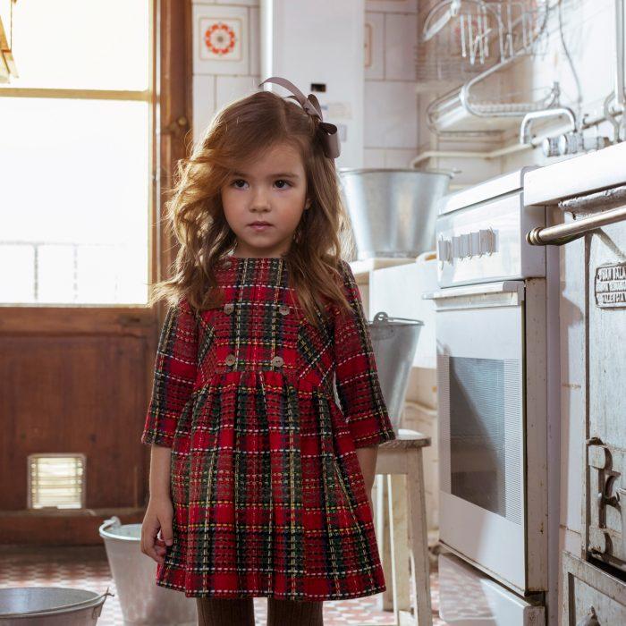 فستان اطفال كرو موديل 2020