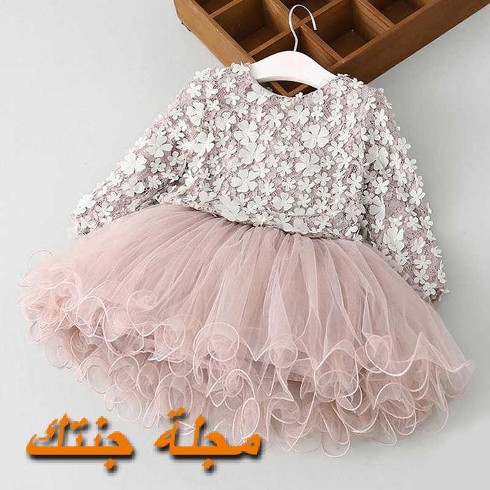 فستان بيبهات شتوي للافراح